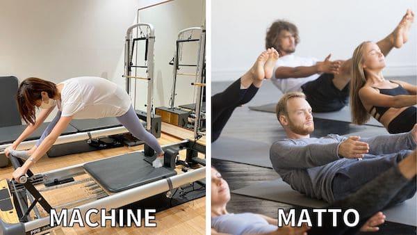 マシン マット