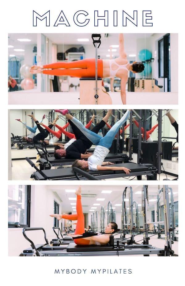 my body machine pilates
